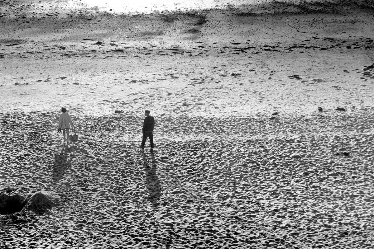 Le couple quartier saint marc plage du moulin - Piscine moulin blanc brest ...
