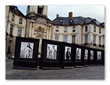 Exposition photo des Italiens Albert et Verzone - Place de la Mairie - Octobre 2012 - Photo 1