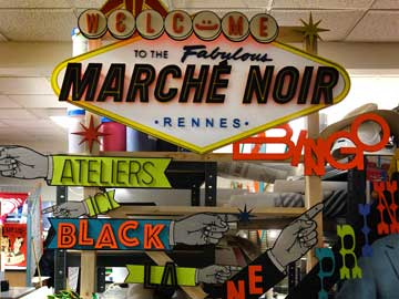 « Le Marché Noir » - Photo 01